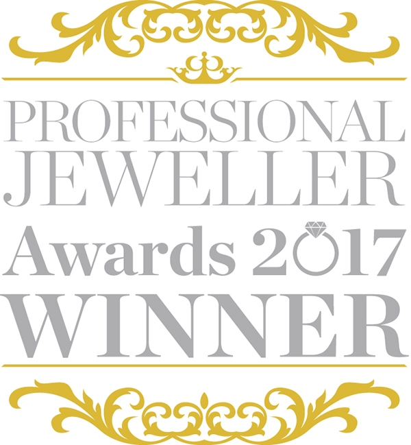 Professional Jewellery Awards 2017 Winner Logo